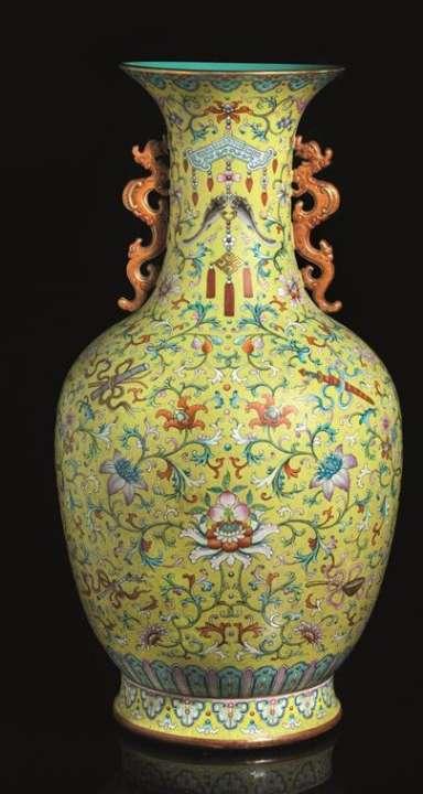 estimation vase chinois